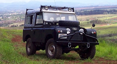 Land Rover, the original and best