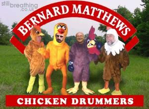 Chicken Drummers